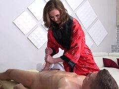 Fisting i squirting porno