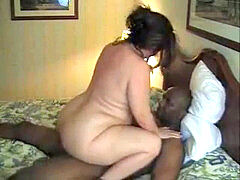 homemade - mature lush bi-racial