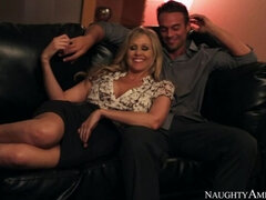 Julia Ann,Bill Bailey,Rocco Reed Dirty Wives Club