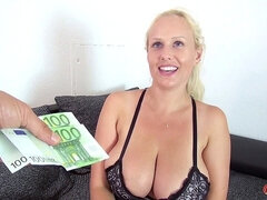 Hot busty MILF Angel Wicky POV sex