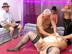 big well-lubed plus-size chick gets dildo fucked
