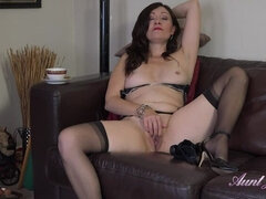 Aunt Kitty Jerk Off Instruction