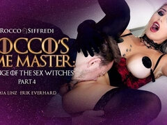 Rocco's Time Master : Revenge of the Sex Witches IIIII