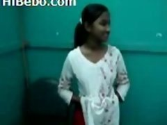 Indian Student teen Sunita - College Naked Indian.mp4