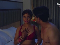 Romantic Indian porn with busty MILF - big natural tits