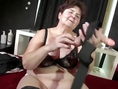 Grown-upNannY Busty Real bbw Grown-up Old Granny Compilation