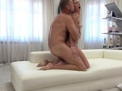 Rocco Siffredi loves tasting her ass and testing her sex limits