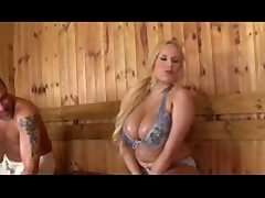 Angel Wicky Sauna Double ripping