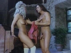 Beautiful Vintage Porn Movie With Amazing Costumes Of 18th Century