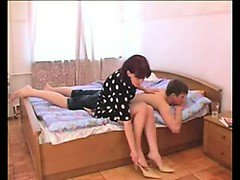 Mommy and plus son2 Tanya from 1fuckdatecom