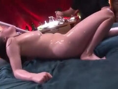 Comely asian slut was hardly drilled