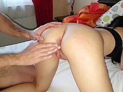 gf enjoys Her first-ever Anal-Rough Ass Fuck