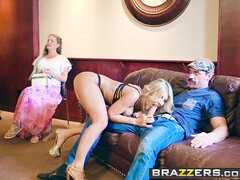 Brazzers - Brazzers Exxtra - Dont grope Her trio episode starrin