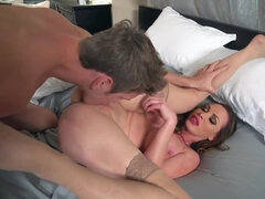 Nikki Benz is fucked hard by her partner in many different positions