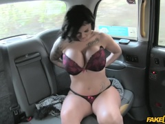 Fake Taxi (FakeHub): Adult channel TV hottie gets cock