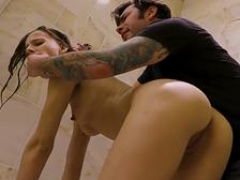 Jillian Janson- Jillian Punished With A Rough Backdoor Pounding