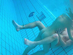 bare Couples Underwater Pool Hidden Spy web cam hidden cam HD 1