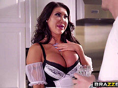 Brazzers - Brazzers Exxtra - Maid To Nurture sequence starring