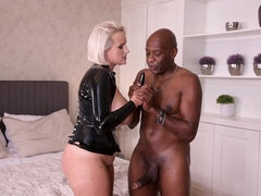 Angel Wicky Busty Blonde Orders BBC