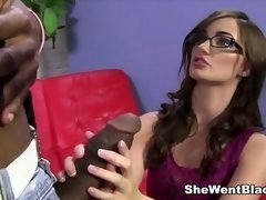 Lily Carter fucked by a Massive Black Penis