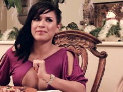 Brazzers - Hot And plus Mean - Eva Angelina Krissy