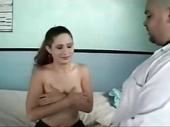 A Curvy MEDICAL EXAM!!!!