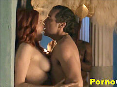 very lovely cougar Celeb Sex From Spartacus Compilation