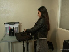 Raunch Reporter India Summer Trained as a Sex Slave