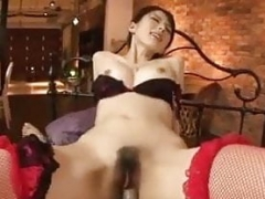 Dashing porno show along breasty Yui Hatano