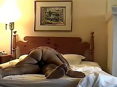 Bedroom Spy Cam recording Couple