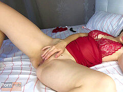 milf black-haired cums Hot Squirt - CatherineRain