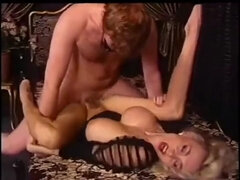 Dolly Buster Movie Blond Hair Babes Threesome Sex