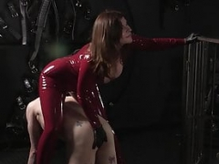 Female domination Strap on Trailer for FemaleSupremacy.com