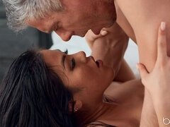 Native breast sex video featuring Kendra Spade and Mick Blue