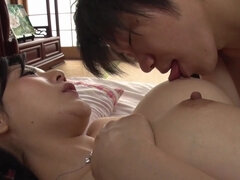 Groß Titten Japanisch Massage