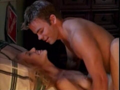 Romantic pussy fuck action in hot XXX film