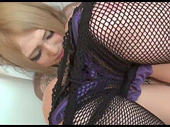 chinese fake light-haired bursts for creampie