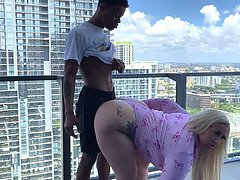 Lil D fucks his stepmother in miami