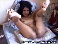 Indian wifey homemade vid 283