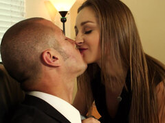 PAWG Dani Daniels has an inappropriate office relationship with boss