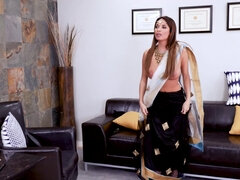 Hot Indian wife seduced marriage counselor