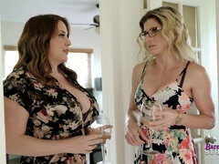 Maggie Green and Cory Chase Hot MILF Porn