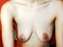 sexycams69.net - Good petite saggy tits