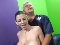 PAWG Mom i`d like to fuck Sara Jay Uses Extra Virgin Olive Oil To Fuck Penis!