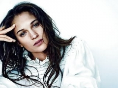 The Attractive Alicia Vikander