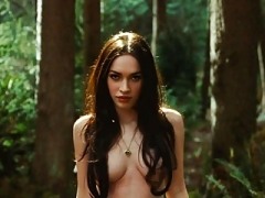 Megan Fox Topless in Jennifer's Body On ScandalPlanet.Com