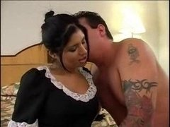 Sativa Rose: Hotel Maid