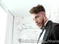 ManRoyale Spoiled Brat Gets The backside Fucking He is worth