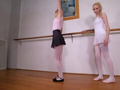 Sex Starved Ballerinas