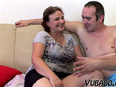 inexperienced fuckfest BY MATURE couple
